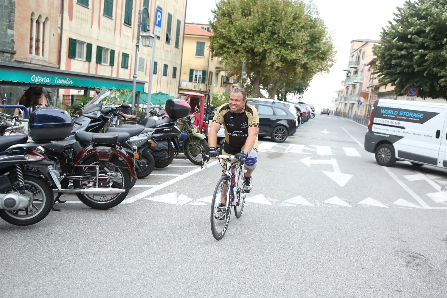 Cassis to Monaco Bike Ride